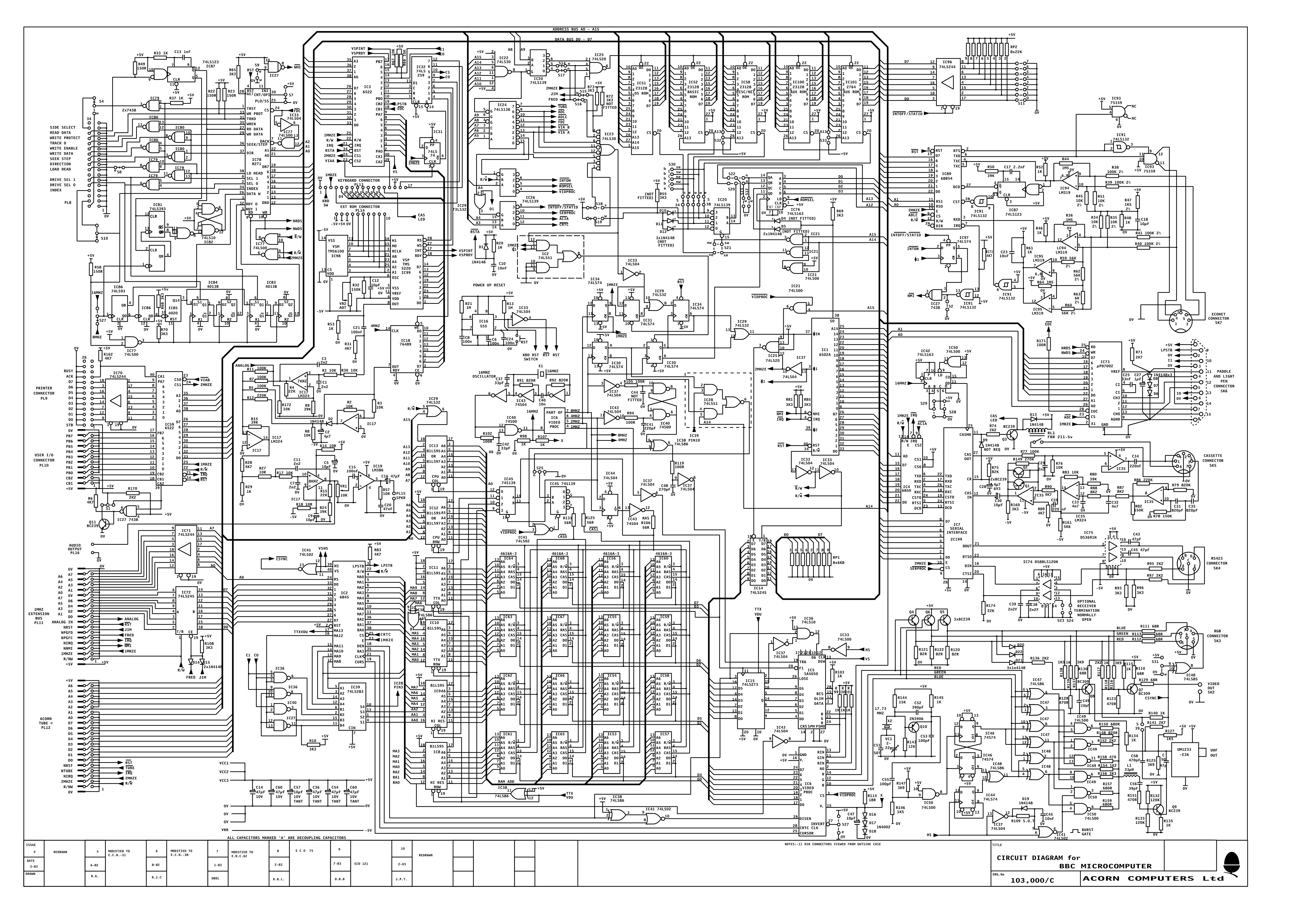Bbc Circuit Diagram
