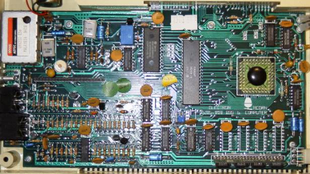 Electron Motherboard